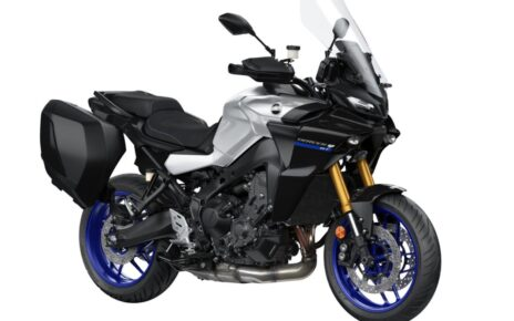Обзор Yamaha Tracer 9 2021