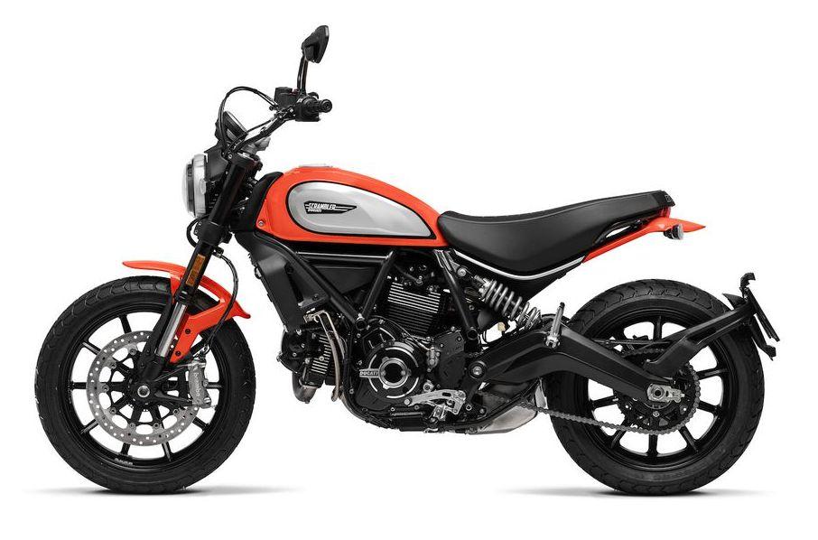 Ducati Scrambler Icon 2019 - итальянский харизматичный мотоцикл